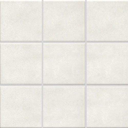 Jasba Pattern Mosaik weiß seidenmatt 30x30 cm