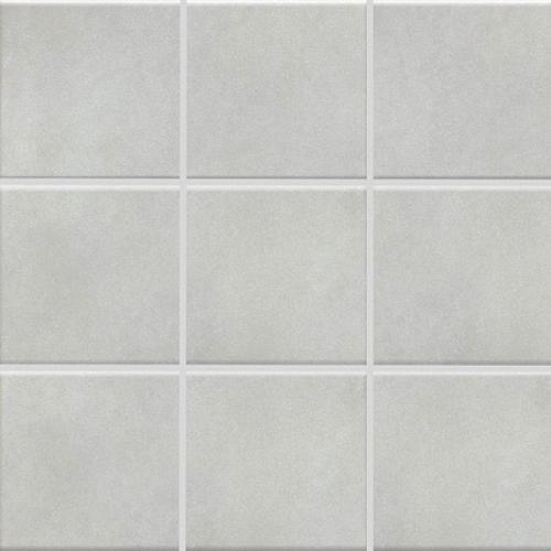 Jasba Pattern Mosaik grau seidenmatt 30x30 cm