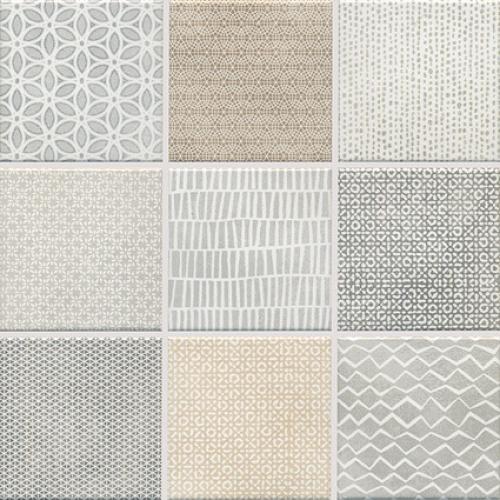 Jasba Pattern Mosaik Mesh Natur-mix 30x30 cm