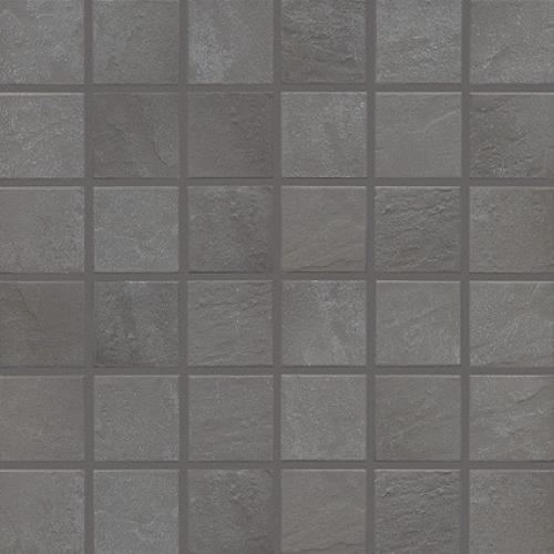 Jasba Basic Stone Mosaik Secura mittelgrau matt 32x32 cm