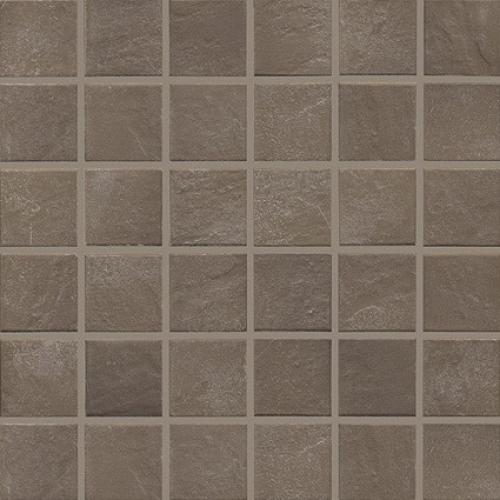Jasba Basic Stone Mosaik Secura schlamm matt 32x32 cm