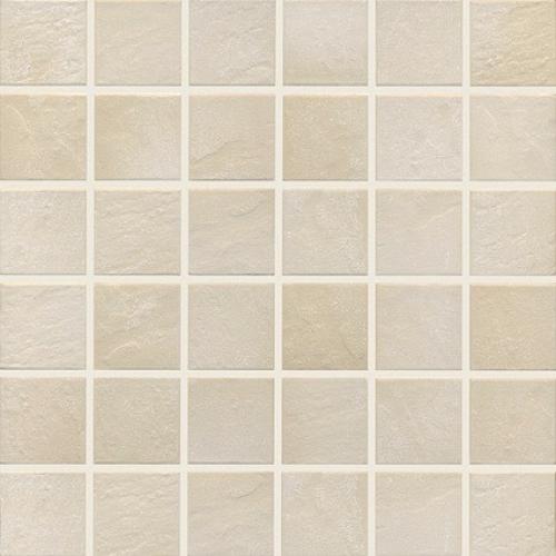 Jasba Basic Stone Mosaik Secura beige matt 32x32 cm