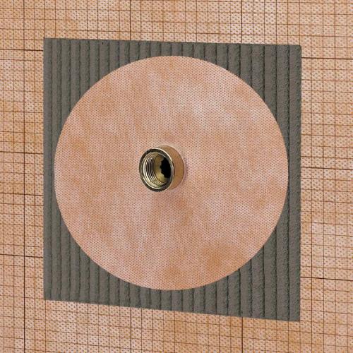Schlüter Rohrmanschette 22 mm