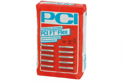 PCI FT Flex Flexibilisierter Großformat-Fliesenkleber 18 Kg Sack