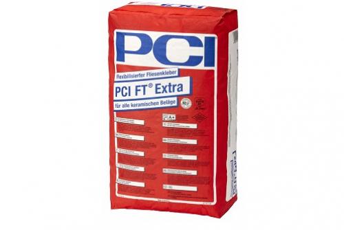 PCI FT Extra Flexibilisierter Fliesenkleber 25 Kg