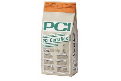 PCI Carraflex Verformungsfähiger Dünnbettmörtel 5 Kg Sack