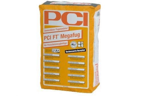 PCI Megafug Fugenmörtel zementgrau 25 Kg Sack