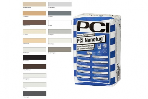 PCI Nanofug Fugenmörtel 15 Kg Sack