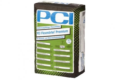 PCI Flexmörtel Premium Verformungsfähiger Fliesenkleber 20 Kg