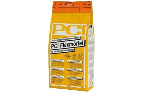PCI Flexmörtel Verformungsfähiger Fliesenkleber 5 Kg Beutel