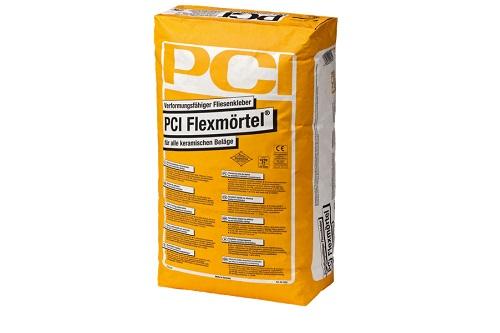PCI Flexmörtel Verformungsfähiger Fliesenkleber 25 Kg Beutel