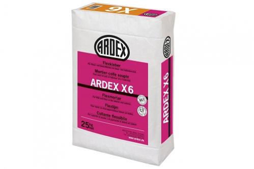 ARDEX X 6 Flexkleber 25 Kg