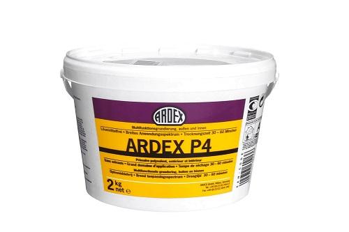 ARDEX P 4 Schnelle Multifunktionsgrundierung 2 Kg
