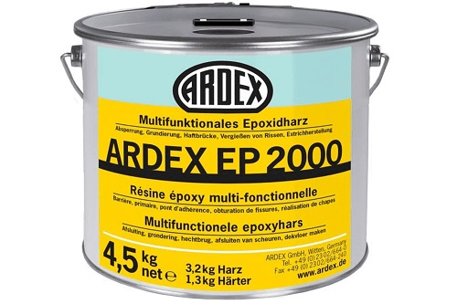 ARDEX EP 2000 Multifunktionales Epoxidharz 4,5 Kg