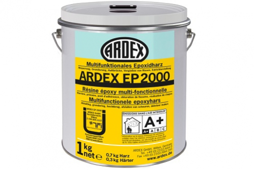 ARDEX EP 2000 Multifunktionales Epoxidharz 1 Kg