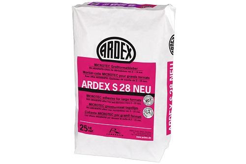 ARDEX S 28 MICROTEC Goßformatkleber 25 Kg
