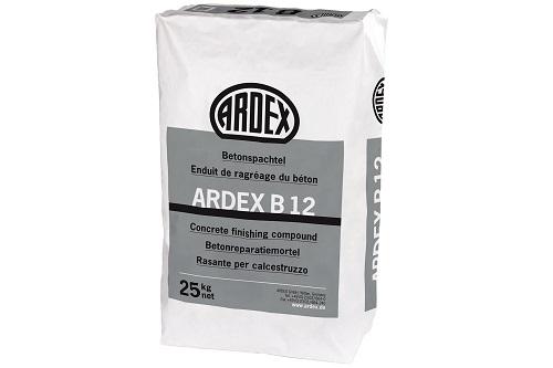 ARDEX B 12 Betonspachtel 25 Kg Sack
