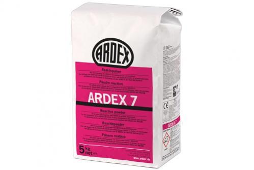 ARDEX 7 Dichtkleber Reaktivpulver 5 Kg