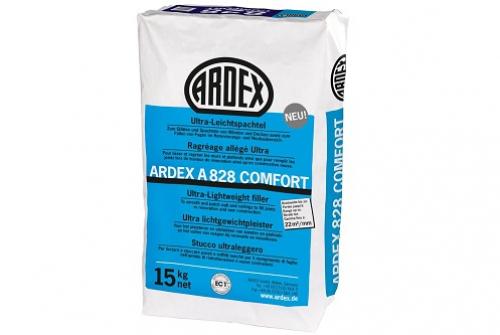 ARDEX A 828 COMFORT Ultra-Leichtspachtel 15 Kg