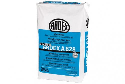 ARDEX A 828 Wandfüller und Flächenspachtel 25 Kg