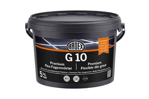 ARDEX G 10 PREMIUM Flex-Fugenmörtel anthrazit 5 Kg