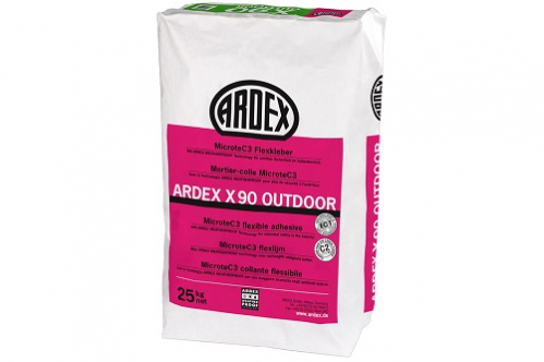 ARDEX X 90 MICROTEC3 Flexkleber 25 Kg