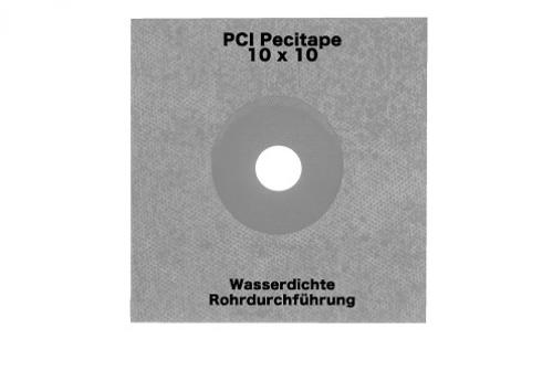 PCI Dichtmanschette grau 10x10
