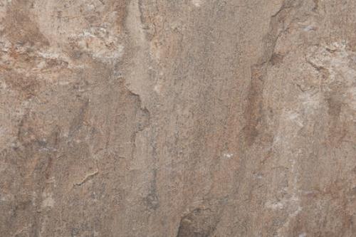 Terrassenplatten Sonderposten Lava Outdoor copper 60x60x2 cm Schieferoptik matt R11