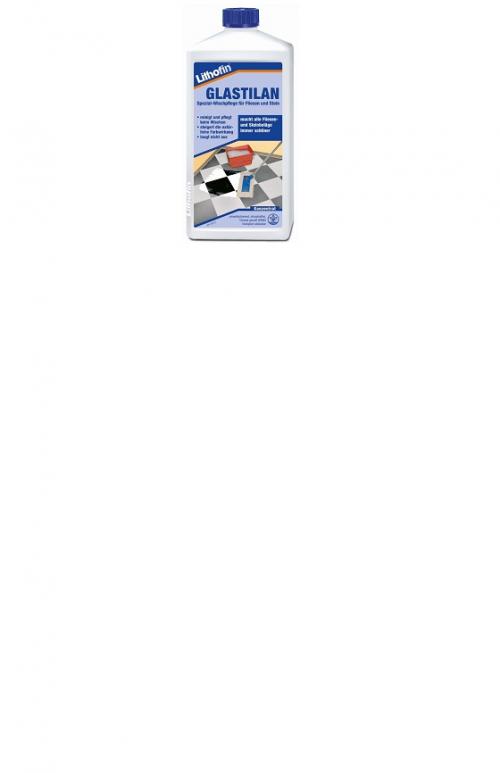 Lithofin Glastilan ist eine Spezial- Wischpflege ( 1 Liter )