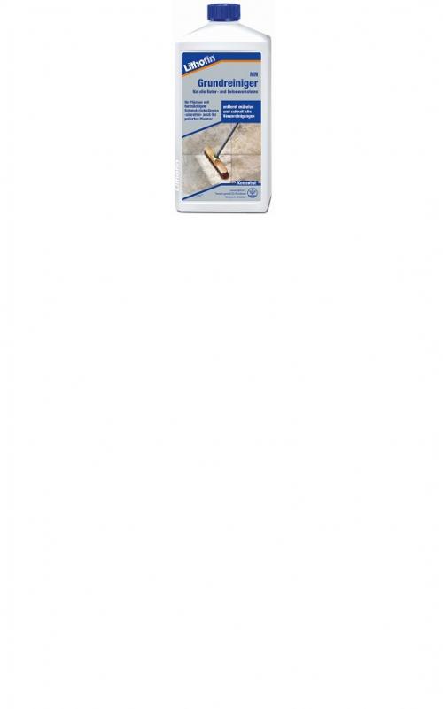 Lithofin  MN Grundreingiger für alle Natur- und Betonwerksteine ( 1 Liter )