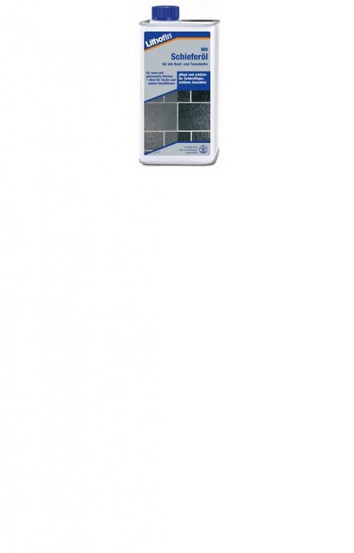 Lithofin MN Schieferöl für alle Bunt- und Tonschiefer ( 1 Liter )