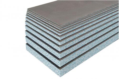 10 mm Stark LUX Hartschaum Bauplatte Ausgleichsplatte Fliesenplatte