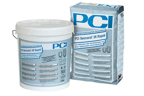PCI Seccoral 2K Rapid Part A 12,5 Kg Pulver