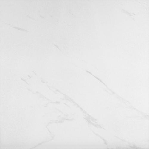Steuler Marble Bodenfliese weiß matt 73x73 cm