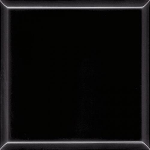 Villeroy & Boch Metro Flair Wandfliese midnight glänzend 10x10 cm