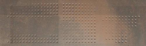 Grespania Vulcano 100 Dekor Milenio Corten matt 31,5x100 cm