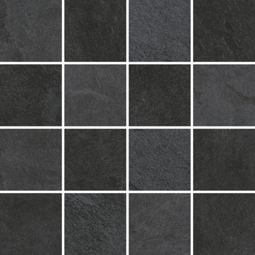 Villeroy & Boch Gateway 7,5x7,5 Mosaik midnigh black matt 30x30 cm