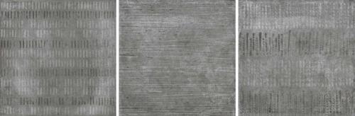 Grespania Avalon Dekorfliese Morgana anthracita matt 60x60 cm