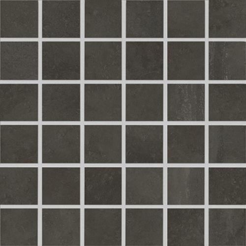 Agrob Buchtal Lunar 5x5 Mosaik anthrazit matt 30x30 cm