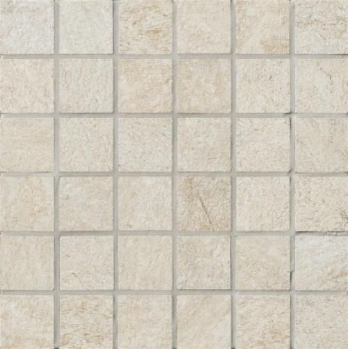 Novabell Avant 5x5 Mosaik bone matt 30x30 cm