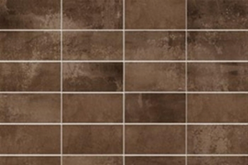 Kermos Avalon Mosaik brown matt 30x30 cm