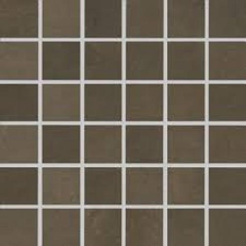 Agrob Buchtal Lunar 5x5 Mosaik marone matt 30x30 cm