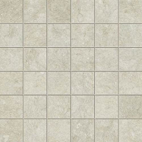 Novabell District  5x5 Mosaik white anpoliert 30x30 cm