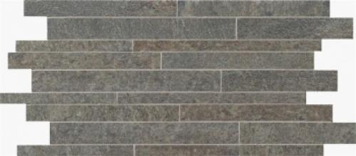 Novabell Avant Muretto Mosaik basalt matt 30x60 cm