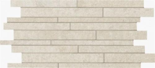 Novabell Avant Muretto Mosaik bone matt 30x60 cm