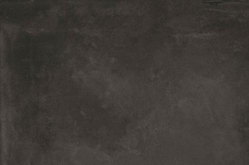 Imola Azuma Bodenfliese N-schwarz matt 45x90 cm
