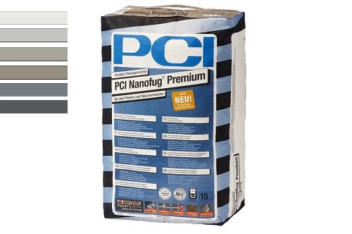 PCI Nanofug Premium Fugenmörtel 15 Kg Sack