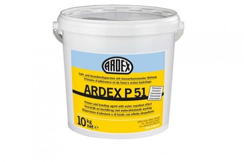ARDEX P 51 Haft- und Grundierdispersion 10 Kg