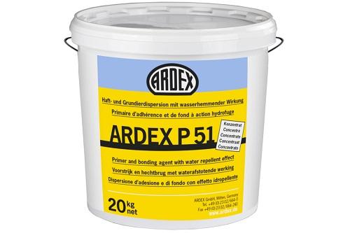ARDEX P 51 Haft- und Grundierdispersion 20 Kg