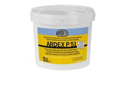 ARDEX P 51 Haft- und Grundierdispersion 5 Kg